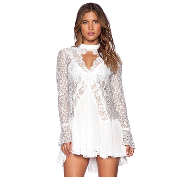 Free People Tops - Free People Tell Tale Tunic- hard to find